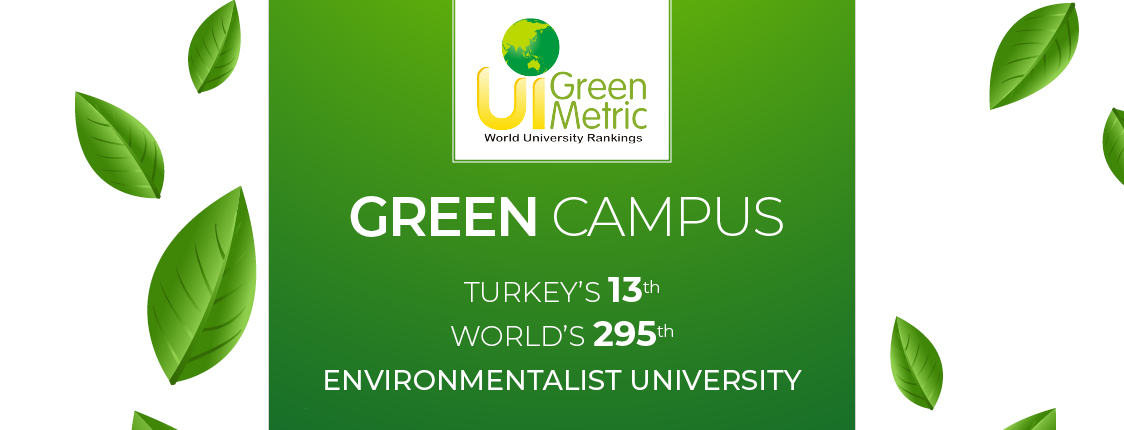 Greenmetric Yeşil Kampüs