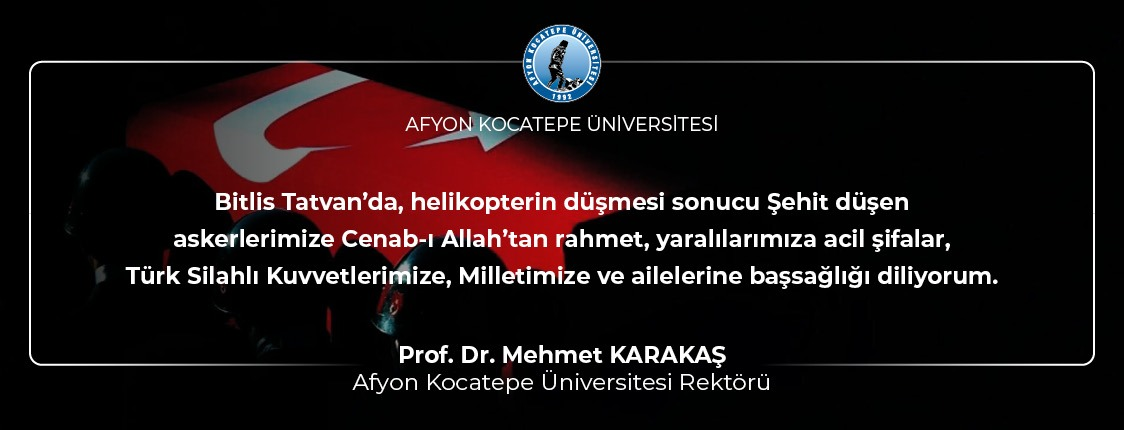 Bitlis Tatvan Şehit Haberi